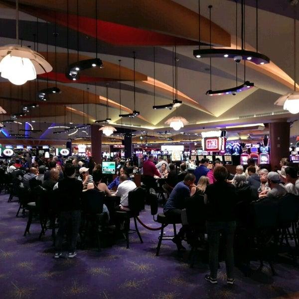 morongo casino location map