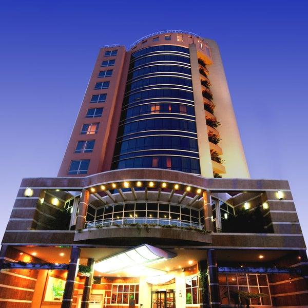 Das Foto wurde bei InterTower Hotel von InterTower Hotel am 9/13/2013 aufgenommen