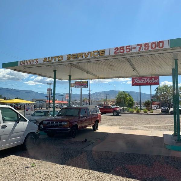 Dannys Auto Parts >> Danny S Auto Service Highland Business Albuquerque Nm