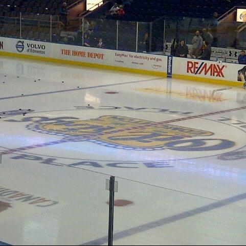 5/8/2013 tarihinde Martyziyaretçi tarafından Northlands Coliseum'de çekilen fotoğraf