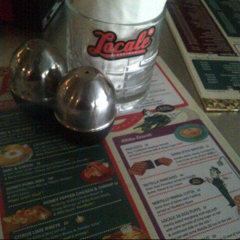 7/2/2014에 Ari G.님이 Locale 24 Diner & Bar에서 찍은 사진