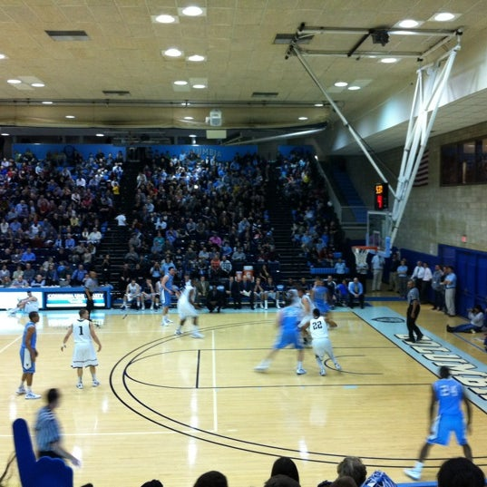 Levien Gym - Columbia University - College Basketball ...