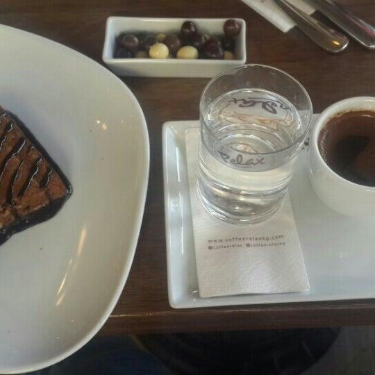 Foto scattata a Coffee Relax da Işık B. il 7/29/2015