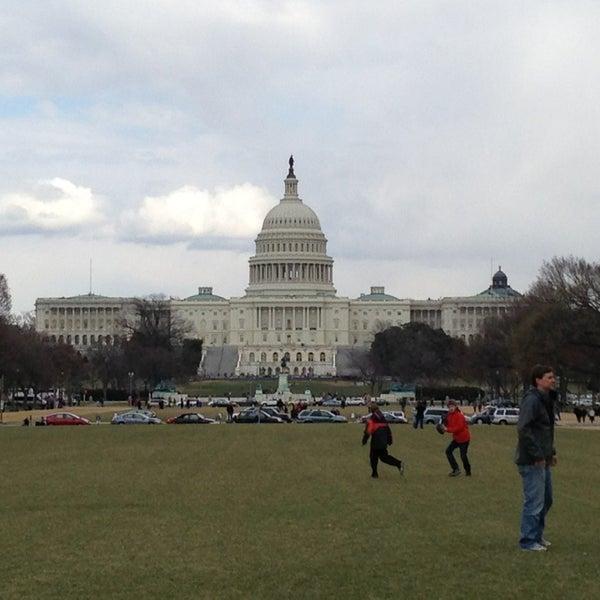 Foto scattata a National Mall da Taras U. il 3/27/2013