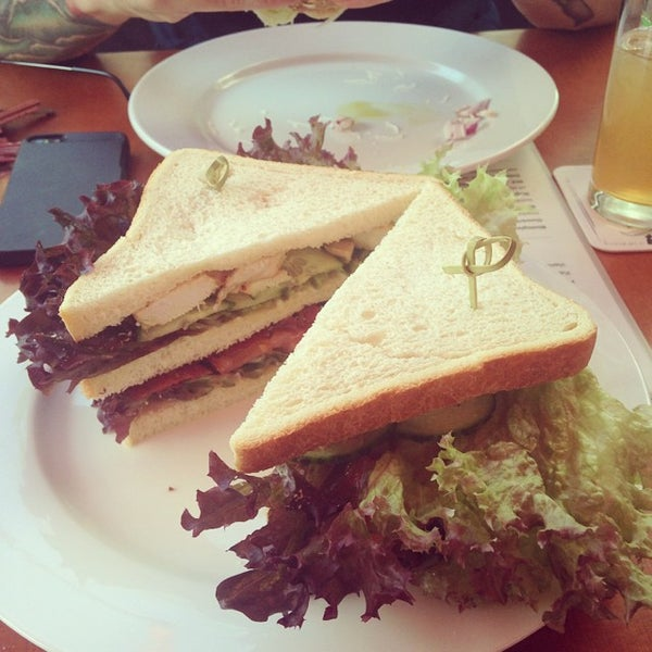 7/19/2014にMonique v.がCafe Restaurant Piet de Gruyterで撮った写真