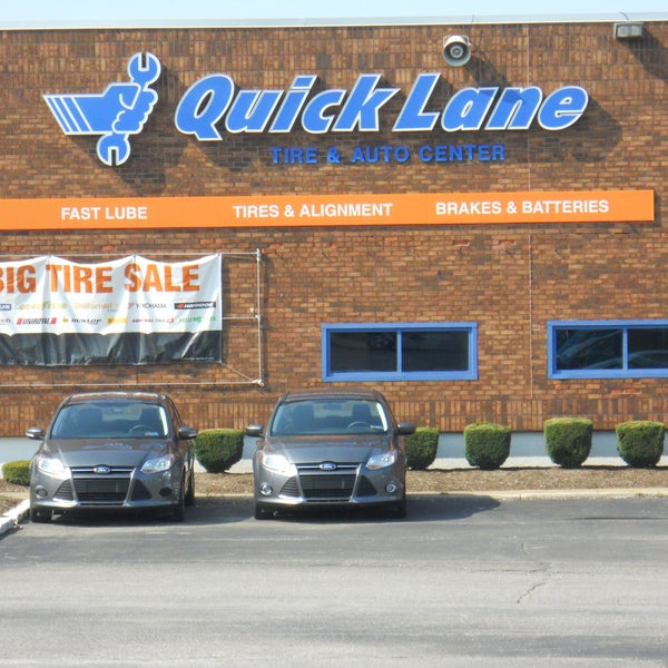 Champion Ford Erie >> Photos At Quick Lane At Champion Ford Sales Erie Pa