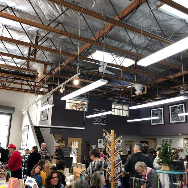 Photo prise au SF Center for the Book par Readiness K. le12/1/2018