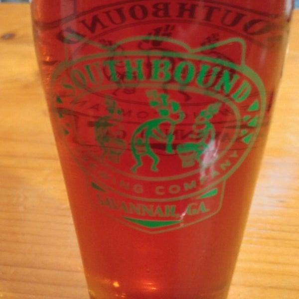 Das Foto wurde bei Southbound Brewing Company von Jason H. am 10/21/2018 aufgenommen