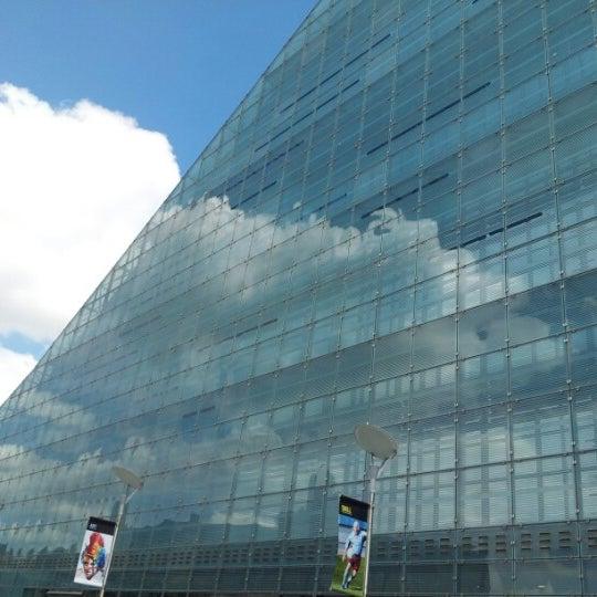 7/9/2012 tarihinde David W.ziyaretçi tarafından National Football Museum'de çekilen fotoğraf
