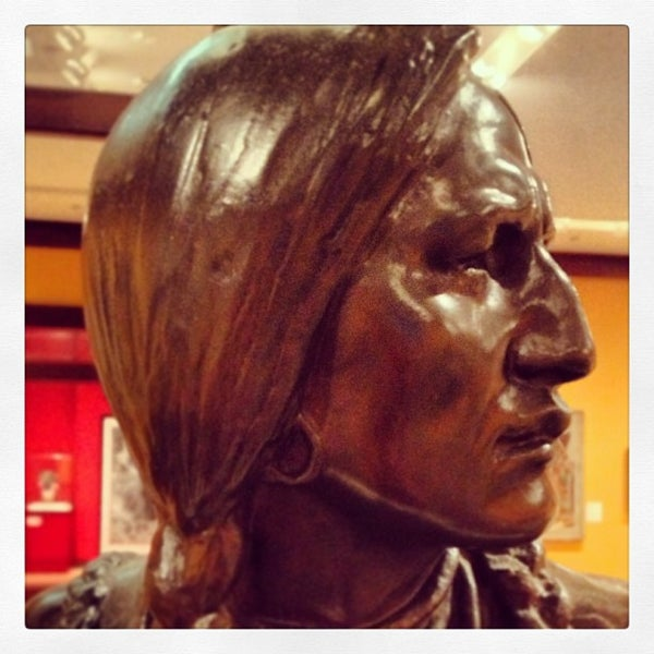 Das Foto wurde bei The Rockwell Museum von Beth am 9/2/2013 aufgenommen