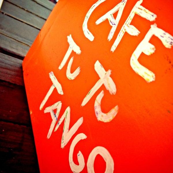 Foto diambil di Café Tu Tu Tango oleh Pulse of C. pada 3/9/2013