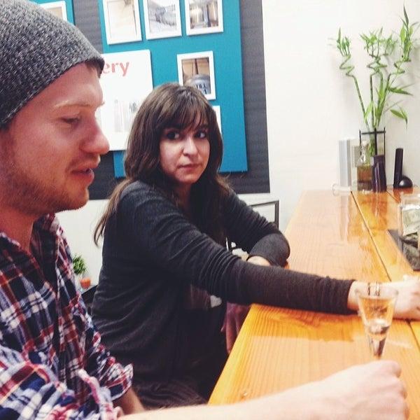 Foto tomada en Vinn Distillery por Lani Renee el 2/15/2014