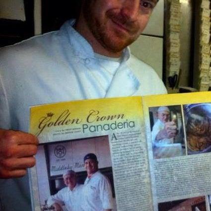 9/19/2013에 Golden Crown Panaderia님이 Golden Crown Panaderia에서 찍은 사진