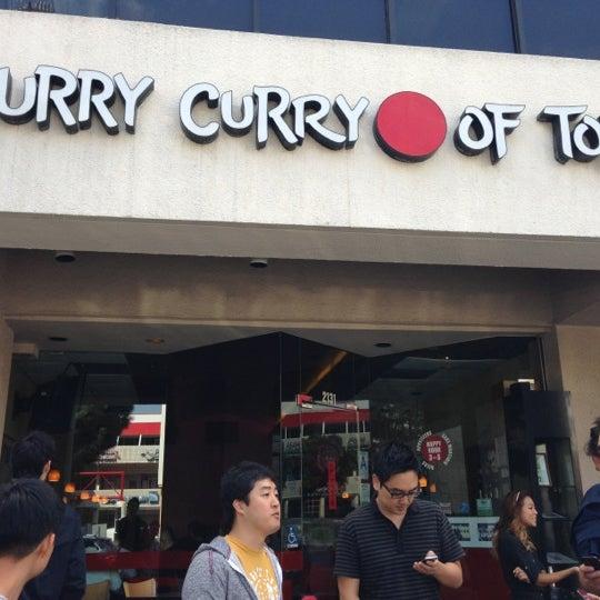 Foto tirada no(a) Hurry Curry of Tokyo por Jin K. em 10/12/2012