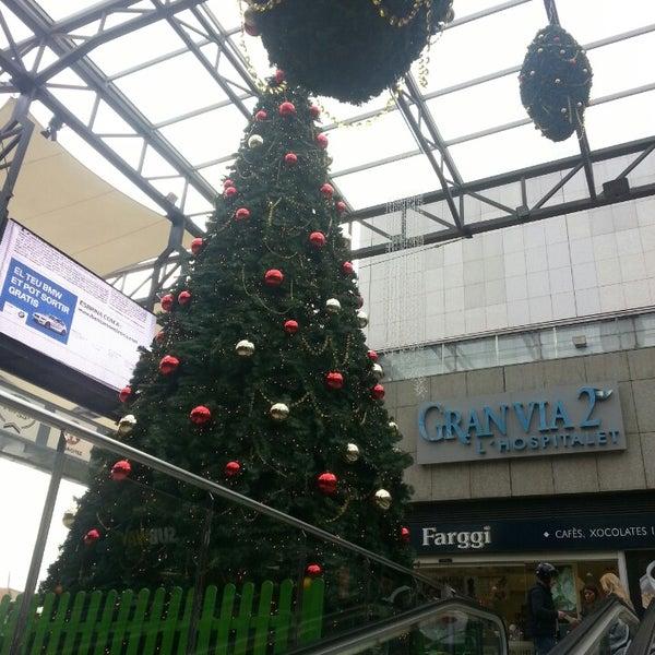 Foto tomada en Centro Comercial Gran Vía 2 por Rosa M. el 12/11/2013