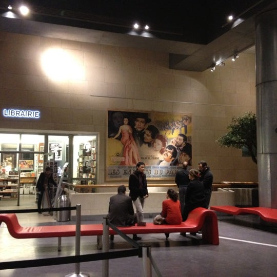 Foto scattata a La Cinémathèque Française da Kristel F. il 11/22/2012