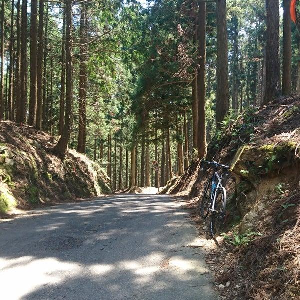 百井峠 - Road in 京都市