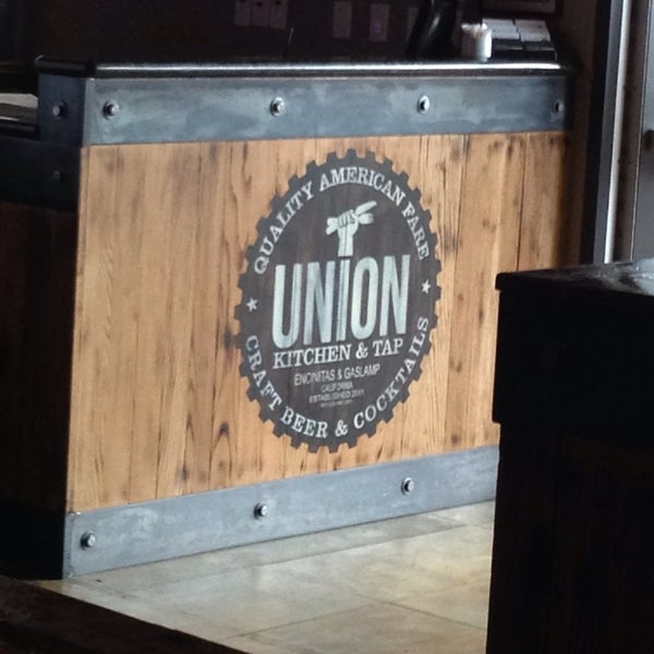 Union Kitchen Amp Tap Gaslamp San Diego Ca