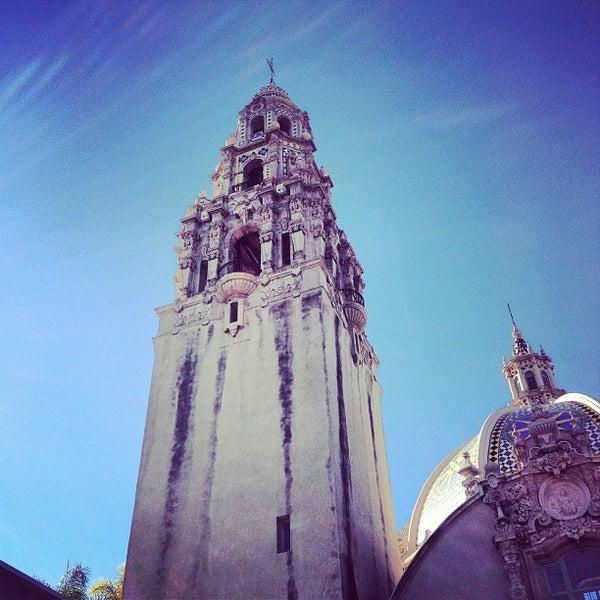 Photo prise au San Diego Museum of Man par Laljeet M. le12/15/2012