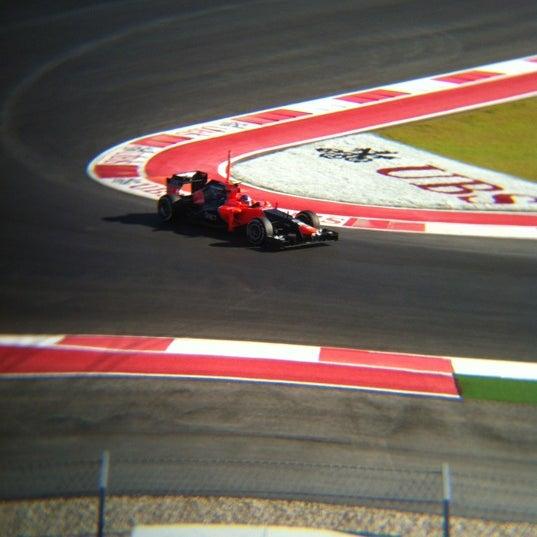 11/17/2012 tarihinde José Pablo C.ziyaretçi tarafından Circuit of The Americas'de çekilen fotoğraf