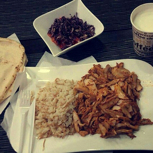 U Mustafy Kuchnia Syryjska Falafel Restaurant