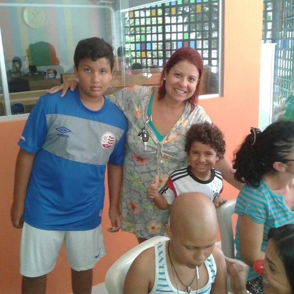 Foto tirada no(a) NACC - Núcleo de Apoio à Criança com Câncer por Fátima S. em 10/12/2014