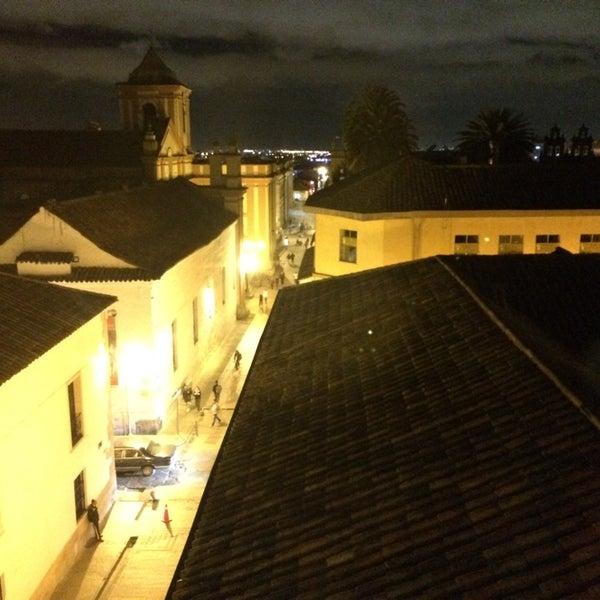 รูปภาพถ่ายที่ Hotel de la Opera โดย Andrea R. เมื่อ 7/30/2014