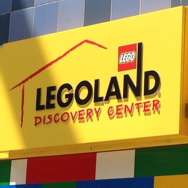 Photo prise au LEGOLAND® Discovery Center par Richard le7/6/2013