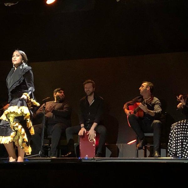Das Foto wurde bei Palacio del Flamenco von Hasan A. am 1/8/2019 aufgenommen