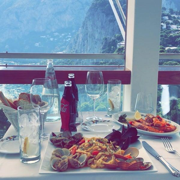 Photos At Ristorante Terrazza Brunella Isola Di Capri