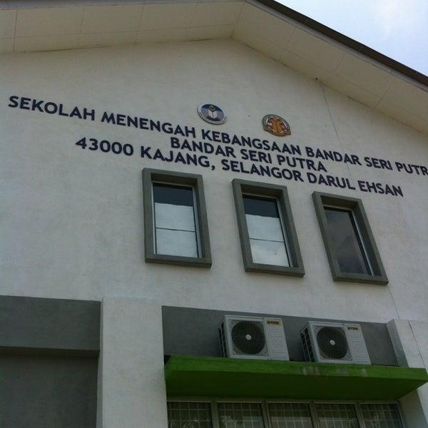 Foto Di Smk Bandar Seri Putra