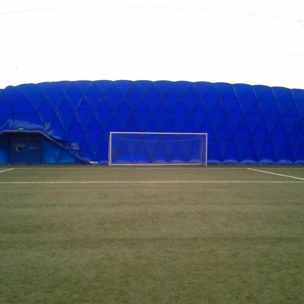 Photo prise au Štadión FK Senica par Martin V. le6/3/2014