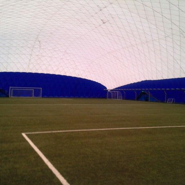 Foto tirada no(a) Štadión FK Senica por Martin V. em 5/6/2014