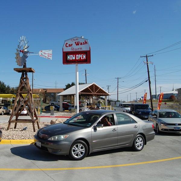 Car Wash Barn >> Photos At Mister Carwash Car Wash