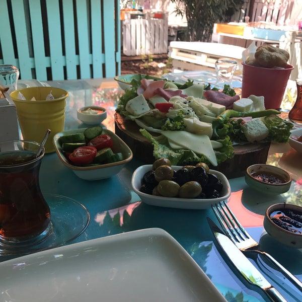 Harika bir ada kahvaltısı 🤗