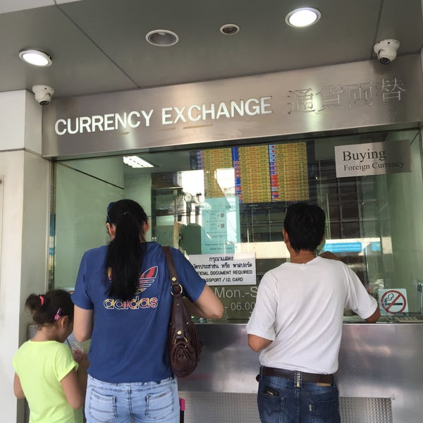 Photos at X One Currency Exchange Center - บางรัก - 2 tips