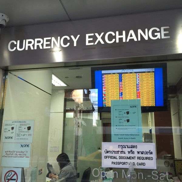Photo Taken At X One Currency Exchange Center By Cake On 11 25