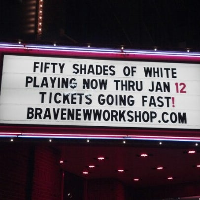 11/17/2012에 Steve J.님이 Brave New Workshop Comedy Theatre에서 찍은 사진