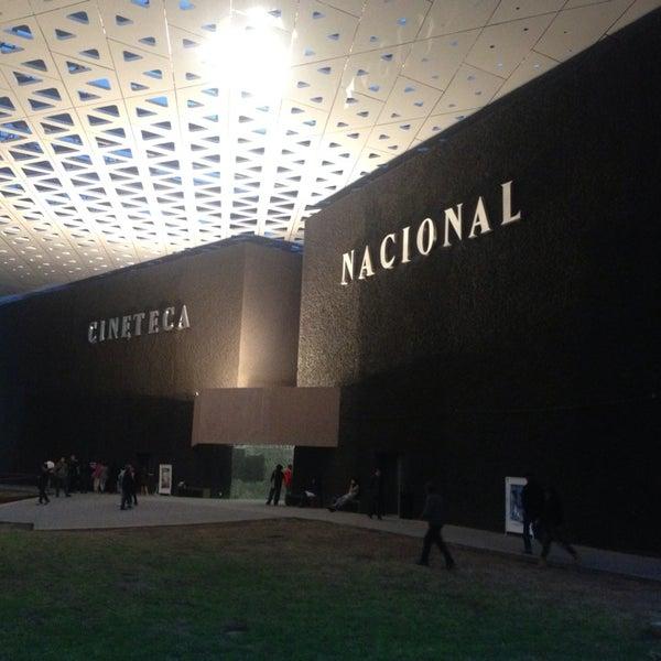 Foto tomada en Cineteca Nacional por Kitian S. el 8/22/2013