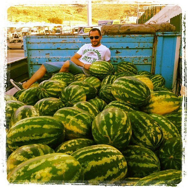 7/26/2013 tarihinde Ethem S.ziyaretçi tarafından Karpuz'de çekilen fotoğraf