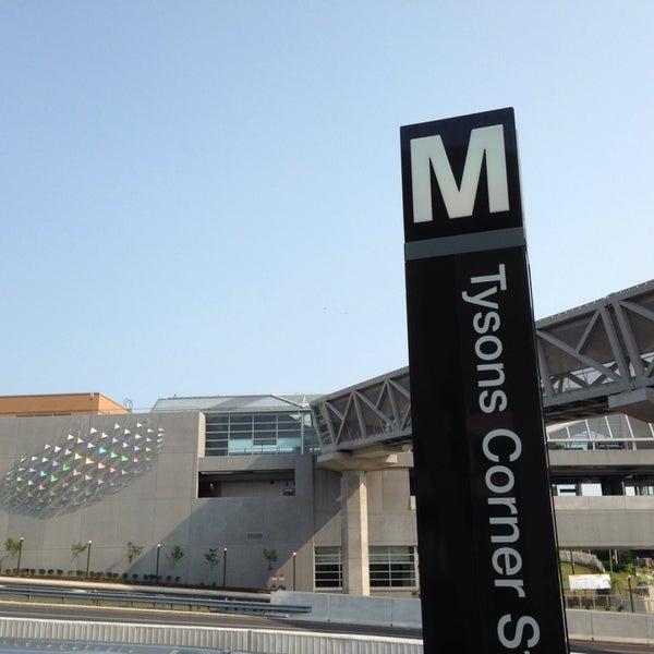 Tysons Corner Metro Station