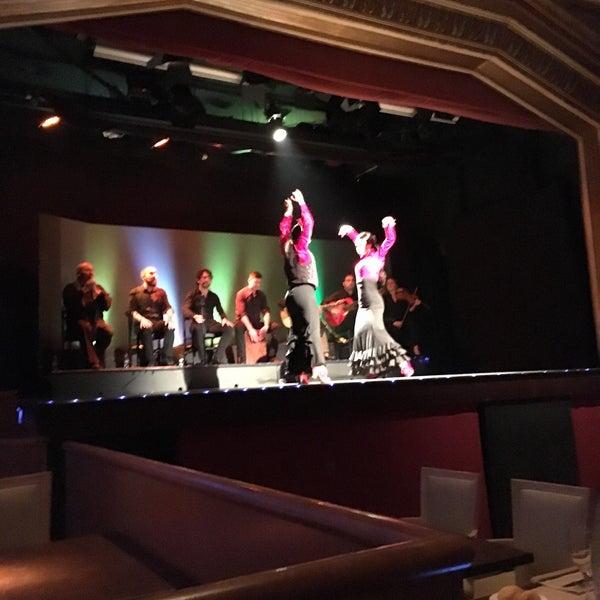 3/20/2016にTottaがPalacio del Flamencoで撮った写真