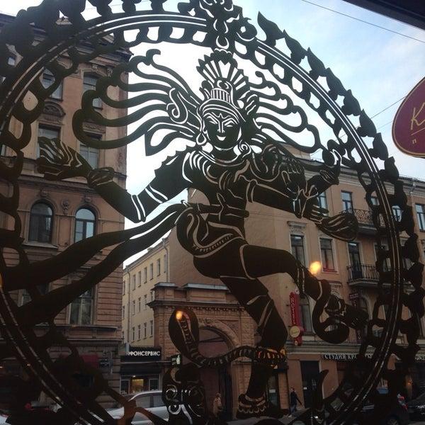 Das Foto wurde bei Кафе-кальянная Шива von Ксюша К. am 10/10/2013 aufgenommen