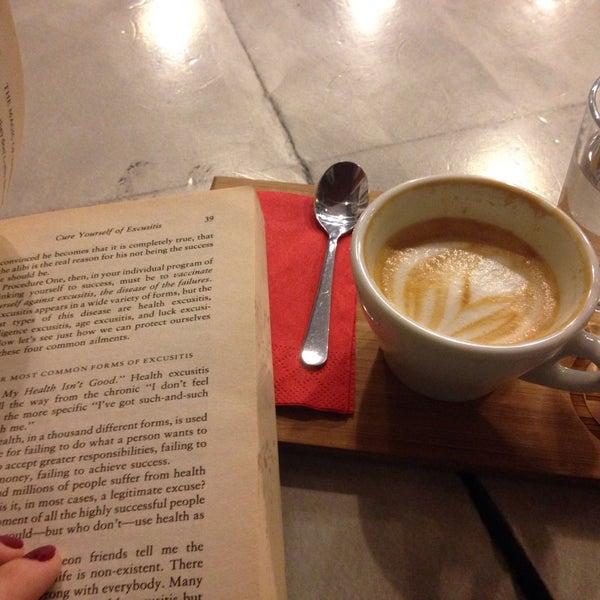11/21/2015에 Mónika님이 Tamp & Pull Espresso Bar에서 찍은 사진