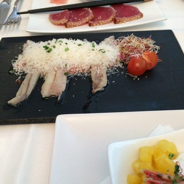 5/3/2014にHennie T.がRestaurante El Olivoで撮った写真