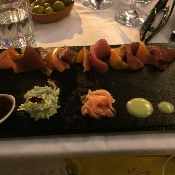 7/11/2014にHennie T.がRestaurante El Olivoで撮った写真