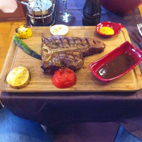 Das Foto wurde bei Pirzola Steak House von Demircan M. am 11/23/2014 aufgenommen