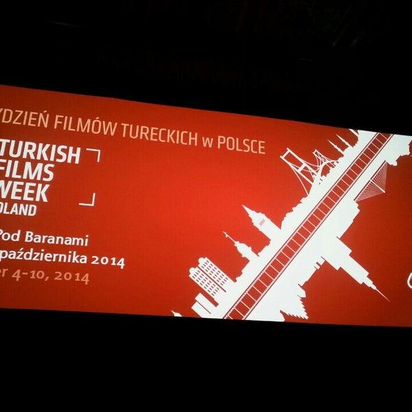 Foto tomada en Kino Pod Baranami por Tarik el 10/5/2014