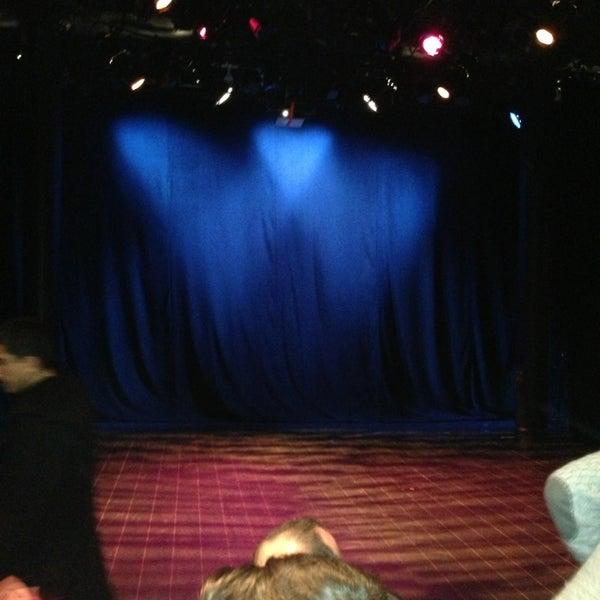 Снимок сделан в The Lynn Redgrave Theater at Culture Project пользователем Natalie R. 2/19/2013