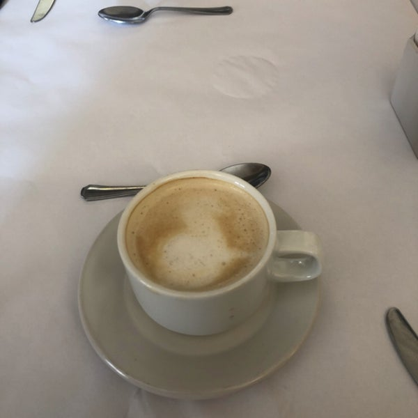 El café es inmejorable!